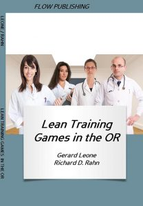 Lean Training Games in the OR